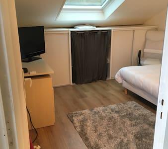 Belle chambre confort à 10 min de massy palaiseau - Champlan - Rumah