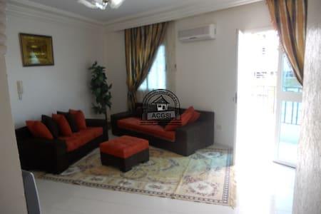luxueux appartement à skanes Monastir - Huoneisto