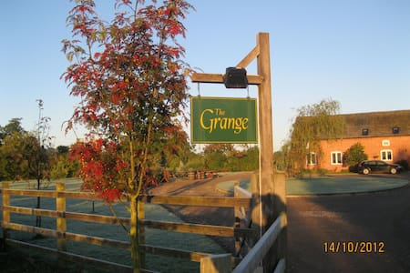 The Grange BandB, Lower Loxley, Uttoxeter - Bed & Breakfast