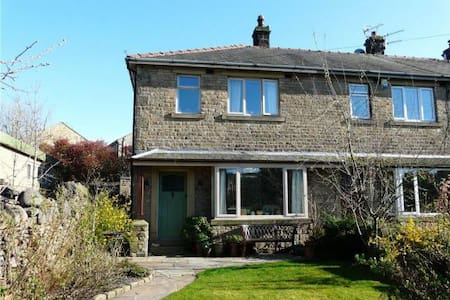 Aire Valley View - Bradley - Casa