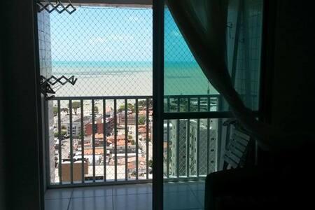 Apt 3 quartos. TAMBAÚ. Vista para o mar. - Apartamento