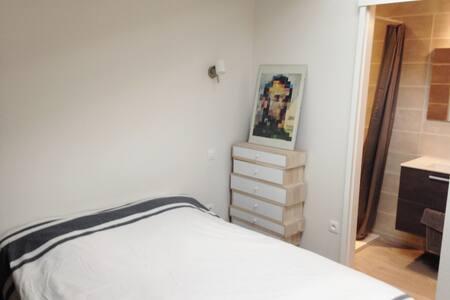 Chambre confortable près de la mer - Haus