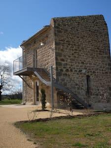 Ancien pigeonnier restauré - Rumah