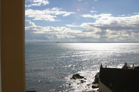 Pittenweem apartment with spectacular sea views - Pis