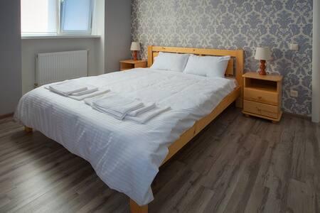 2-комнатный номер (бизнес-класс) - Sumy - Guesthouse