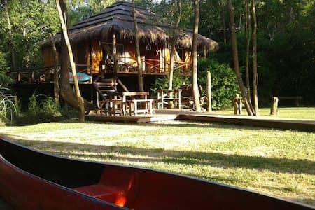Cabaña en el Delta, Nenufar - San Fernando