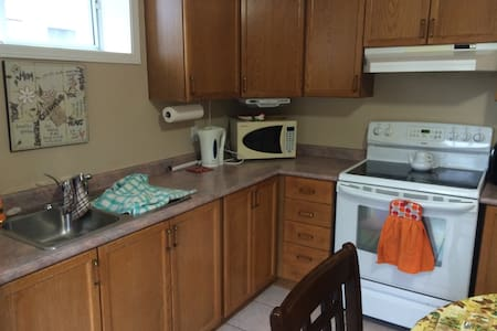 Little 1BR with separate entrance and parking. - North Bay - Appartamento