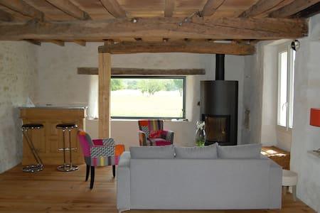 Chambres indépendantes à Arthez de béarn - Haus