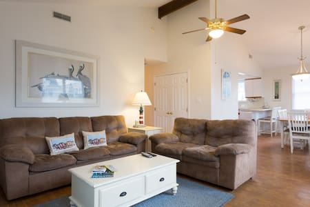 Beachhouse for the Family - Ocean City - Huis