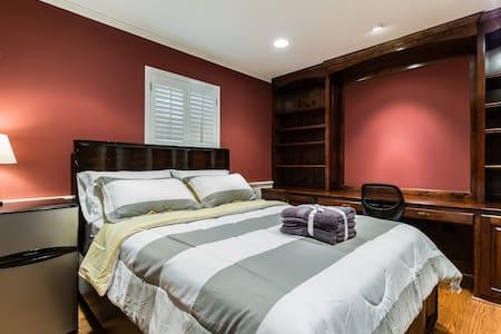 Cozy Perfect Room in North Dallas Telecom Corridor - Richardson