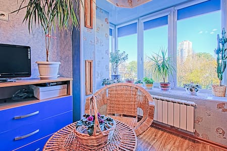 Уютная квартира в Сестрорецке - Sestroretsk