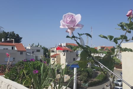 Double bedroom 2 in a welcoming flat - Ari'el - Διαμέρισμα