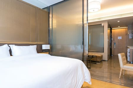 Business Room 5 stars Apartment - Tian He - Canton - Appartement