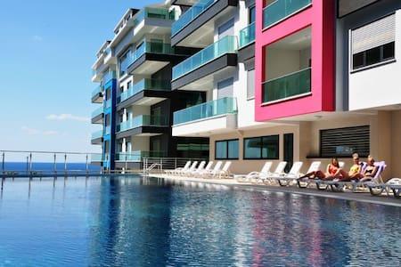 Konak Sea Side Luxury Apartments - Lägenhet