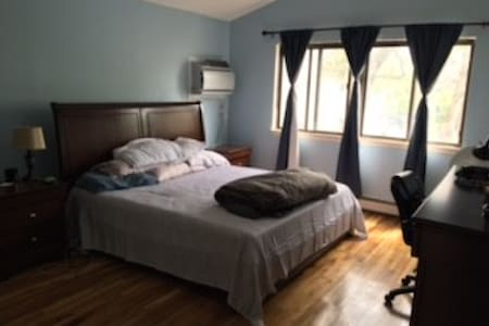 45 Mins to NYC 2 bedroom duplex in Port Washington - Dom