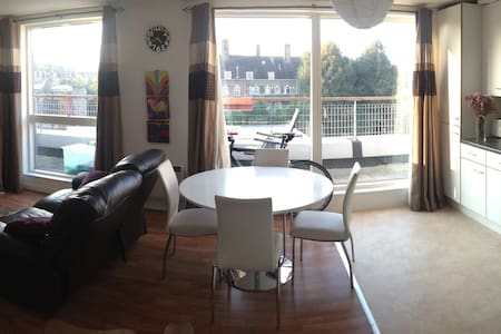 Modern 1 bedroom flat in Hoxton