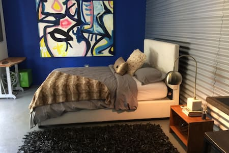 Beautiful  art and surf studio - Isabela  - Appartement