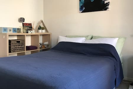 Clean,Comfortable,Quiet,Double Bed - Wavell Heights