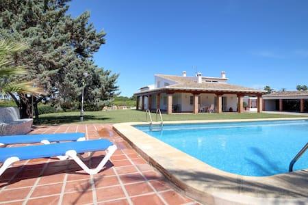 Villa El Patio - Holiday home for 8 - Dénia - House