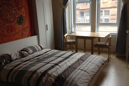 Very spacious comfortable room close to c/centre.