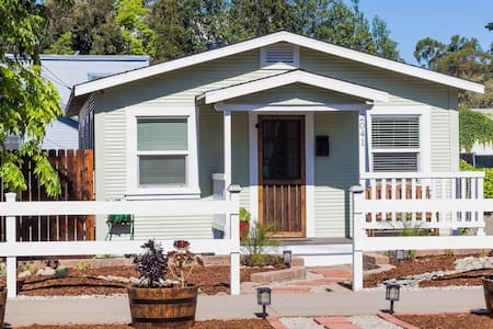 Two Palms Cottage at Beebee St. - San Luis Obispo - House