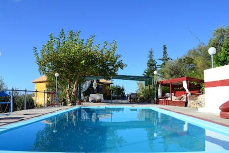 Margarita's Country House with Swimming Pool - Kalo Chorio - Casa