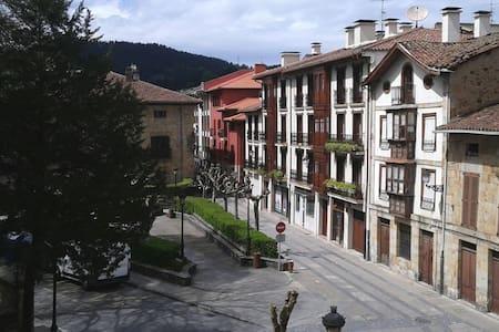 HABITACIONES PRIVADAS  VILLA MEDIEVAL DE ELORRIO - Apartament