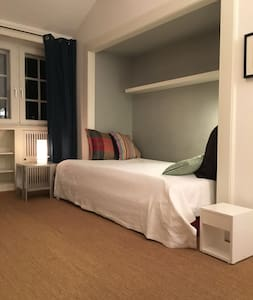 2 room appartment in Villa near Düsseldorf fair - Krefeld