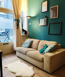luxury, canals,kingsize bed, center, no stairs - Amsterdam - Apartment