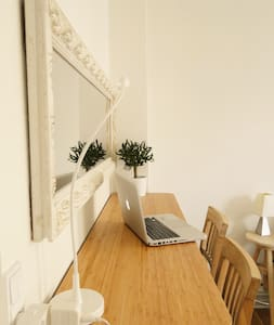Cosy Spacious Bright + a Good Bed - Aarhus - Apartamento