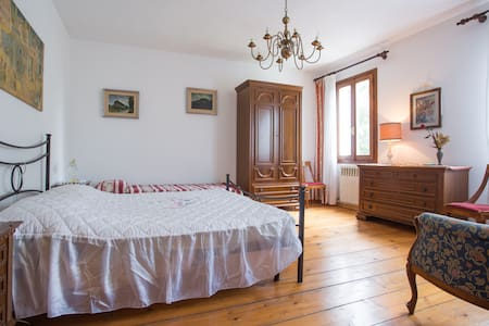 Double bedroom with garden in Venice mainland - House