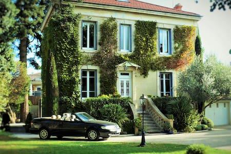 Private villa in South of France - Montélimar