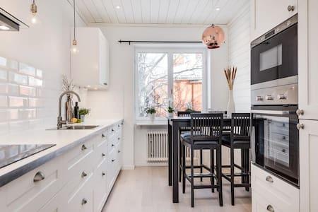 Underbar 3-Rums Lgh med Stora Ytor! - Falun