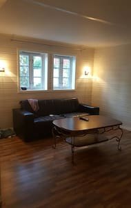 Nice apartment close to city center(incl. parking) - Haugesund - Apartamento