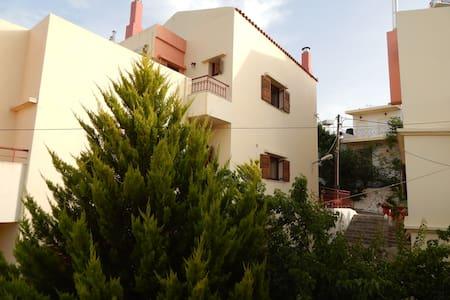 Tradinional apartments in Anogeia Psiloritis Crete - Anogia - Apartemen