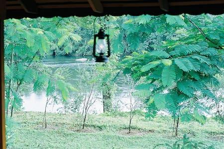 The Periyar River Lodge - Villa