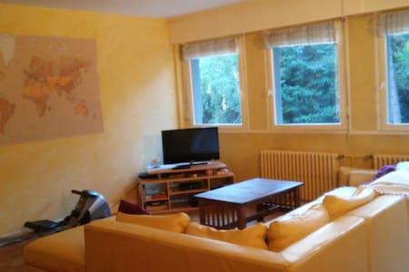Chambre (s) dans appart prox centre - Caen