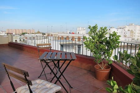 LOFT PENTHOUSE WITH VIEWS IN THE CENTER, JEREZ - Jerez de la Frontera
