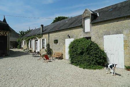 Marigny cottage & l'histoire Normande. - Longues-sur-Mer - House