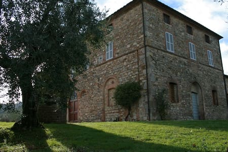 Finestre sulla Toscana: Casella 2°p - Wohnung