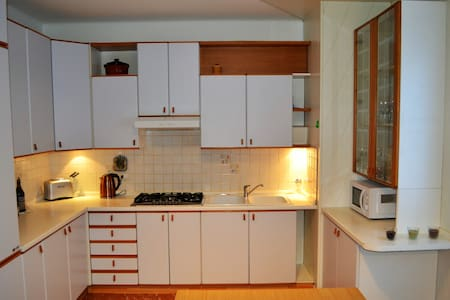 ♥ Lovely  and bright private room ♥ Trento center - Apartment