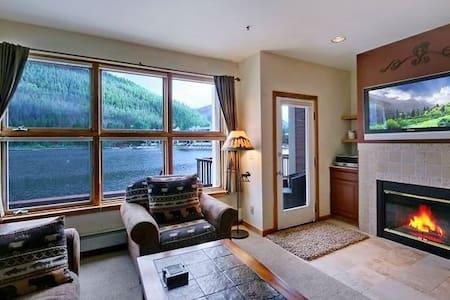 KEYSTONE LAKE VIEWS! - 公寓