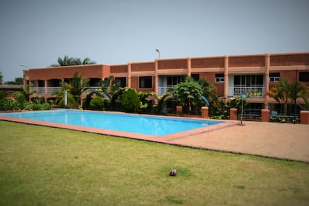 The Sanctum An Apartment Hotel - Entebbe