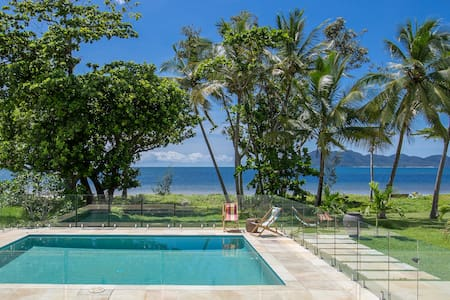 Teranga Mission Beach - absolute beachfront - Hus