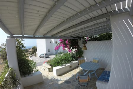 Ideal Holiday House-aspro chorio of paros - Aspro Chorio - Hus