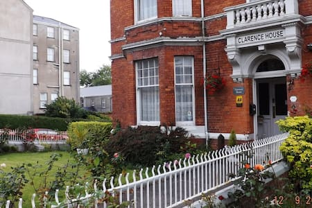 Clarence House room 5 ensuite - Londonderry