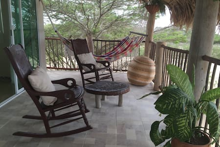 Room with private beach - Cartagena - Apartment