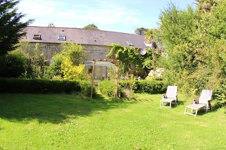 The Garden Cottage at the Château de Flottemanville - Flottemanville