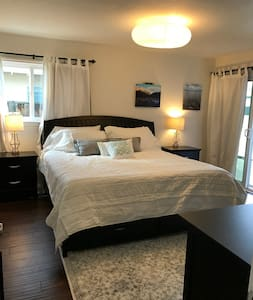 Private Master Suite Next to Stanford Campus - 帕洛阿尔托
