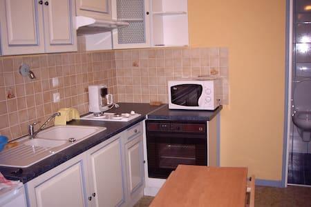 appart. indep. meublé centre histor - Brioude - Appartamento